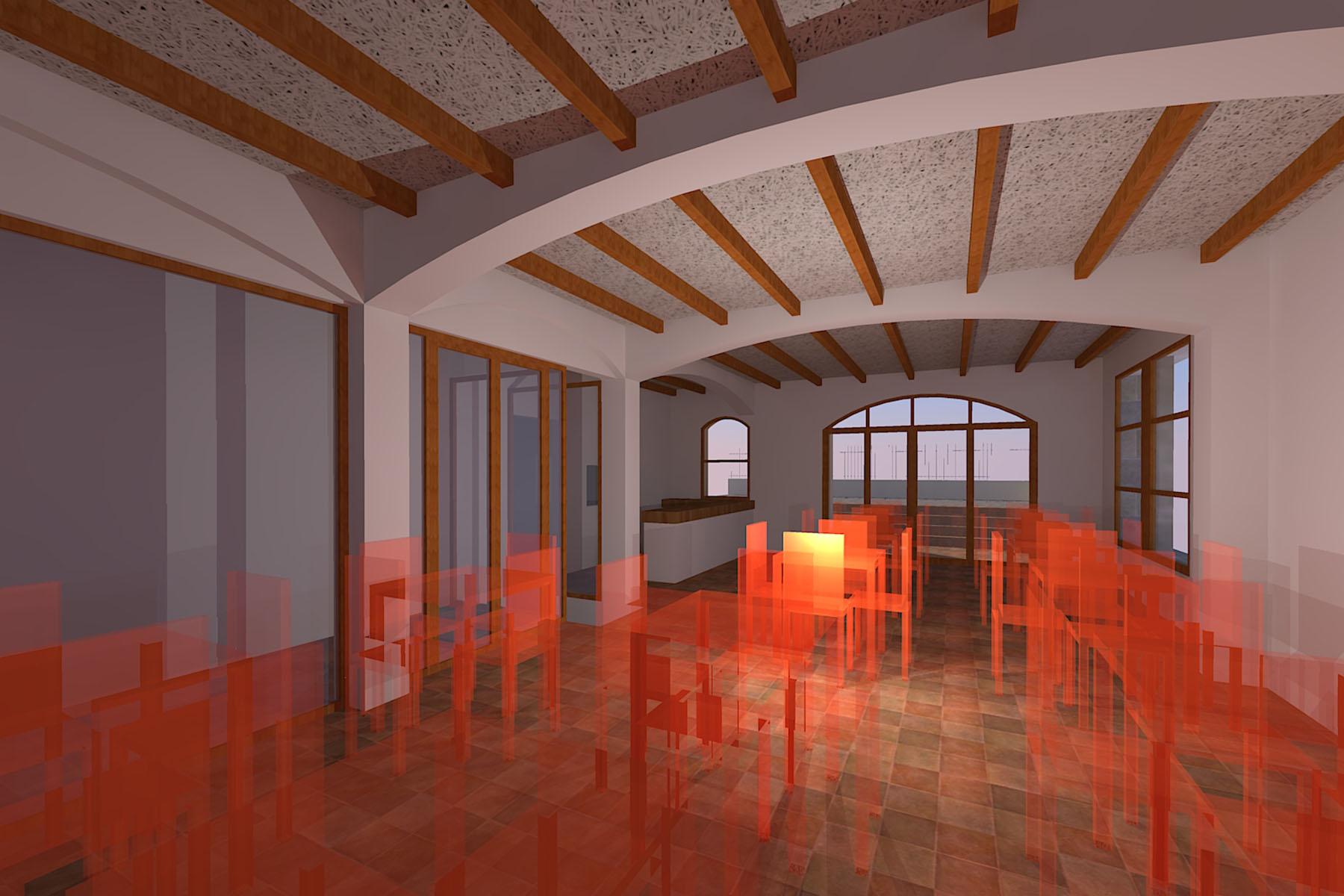Single Family House and Restaurant Castellet i la Gornal